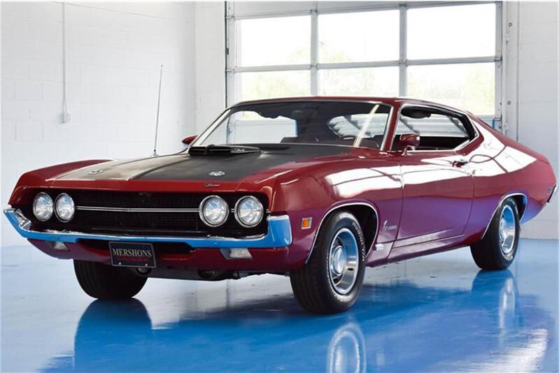 1970 Torino Cobra