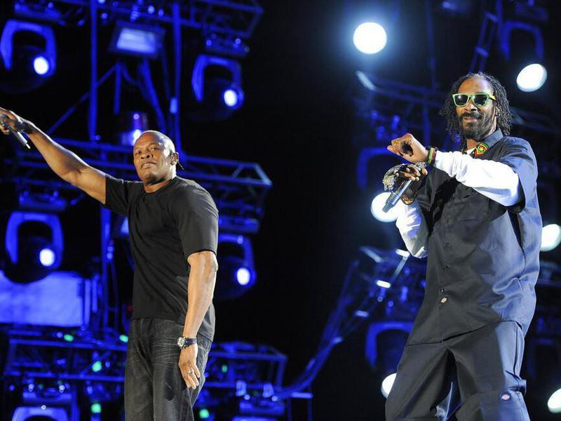 Dr. Dre, Snoop Dogg