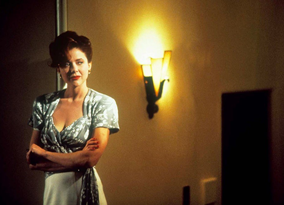 Annette Bening in Bugsy