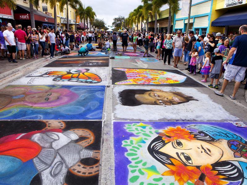 Local street fair