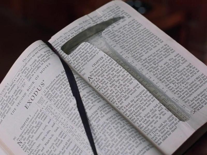 Shawshank Redemption Bible