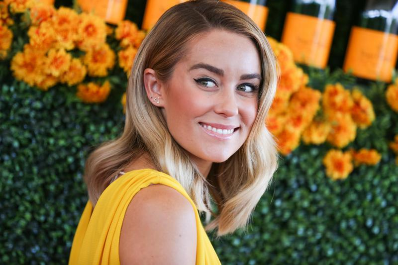 Lauren Conrad arrives at the Veuve Clicquot Polo Classic at Will Rogers State Historic Park in Pacific Palisades, California, in 2015.