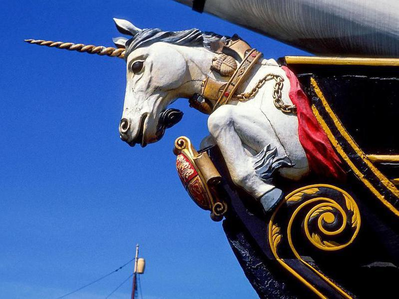 Scotland unicorn