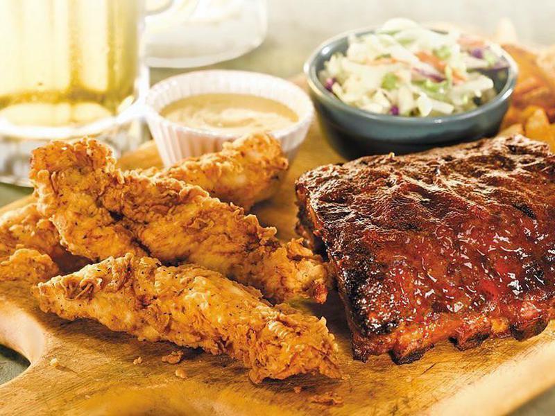 O'Charley's Restaurant + Bar food