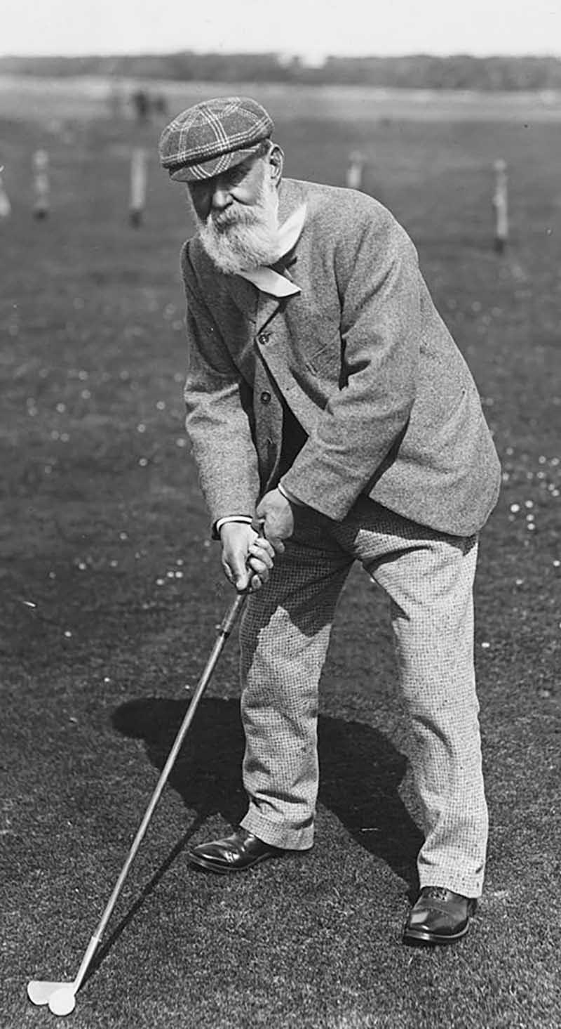 Old Tom Morris