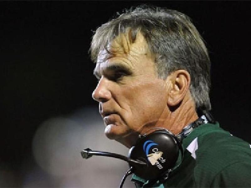 De La Salle head coach Bob Ladouceur