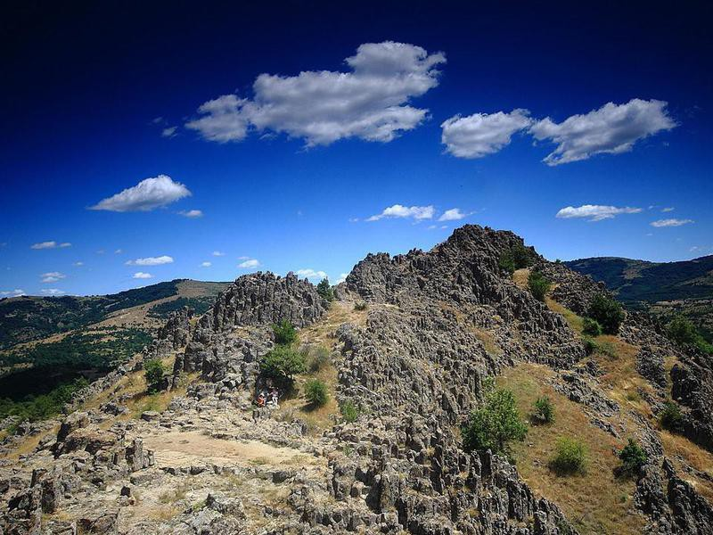 Kokino Observatory in North Macedonia