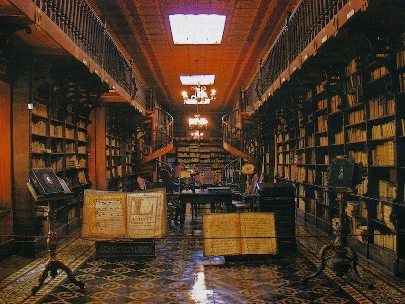 Monastery of San Francisco Library