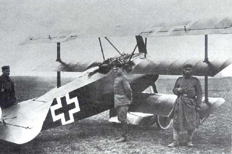 Red Fokker Dr1