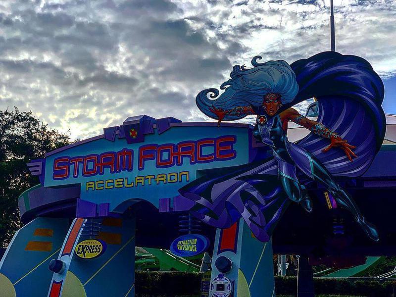 Storm Force Accelatron