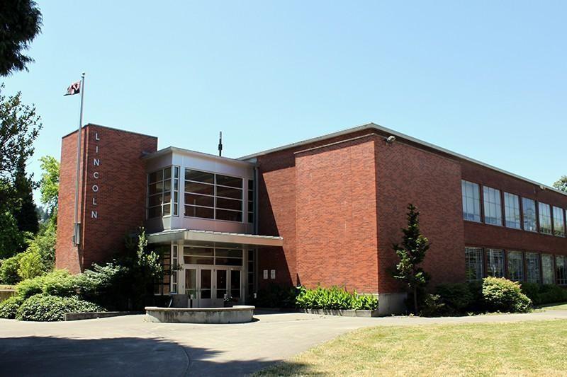 Lincoln High School in Oregon