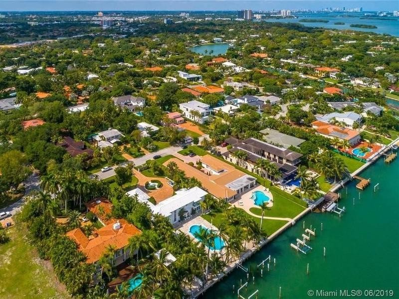 Mansions in Miami, Florida