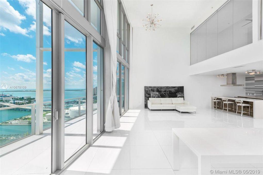 Gronk's Miami apartment