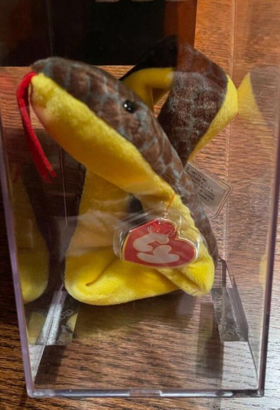 Slither Beanie Baby