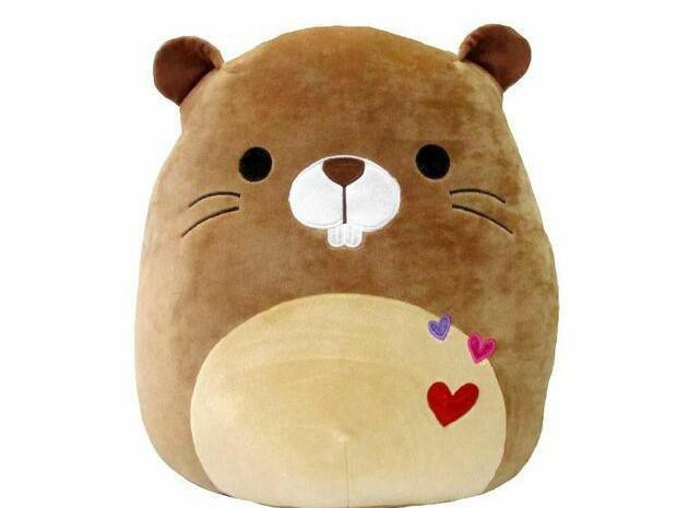 Chip the Beaver Squishmallow