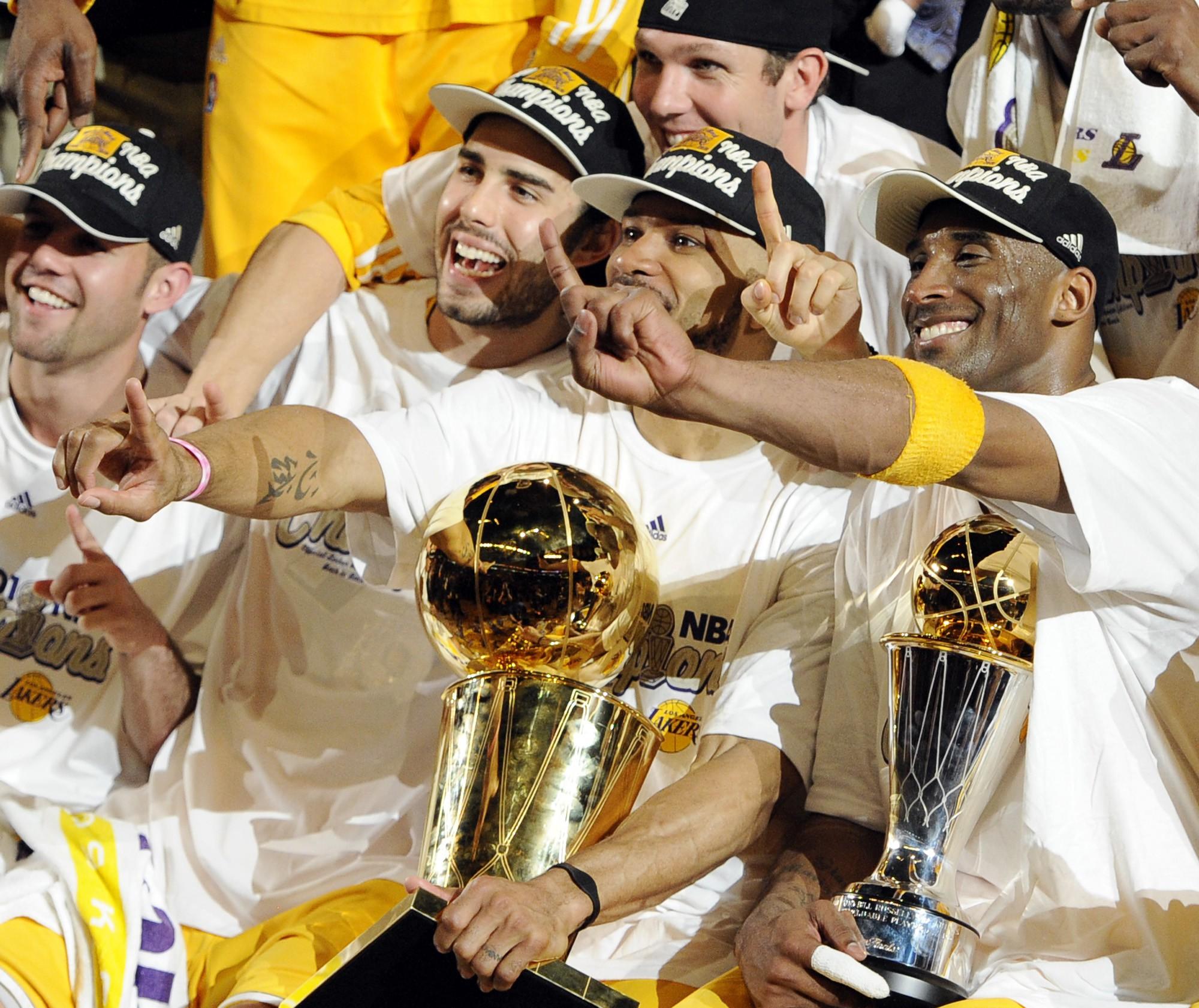 2010 Los Angeles Lakers
