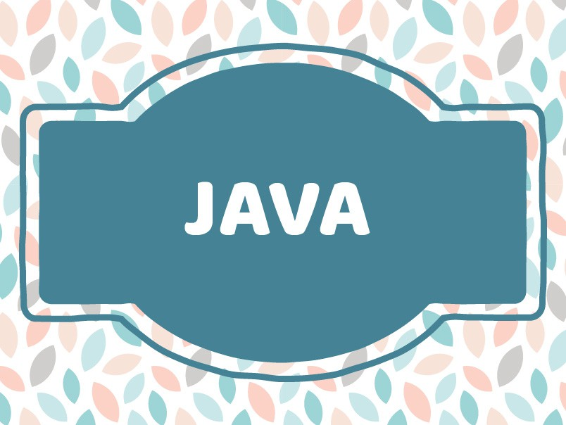 Cute J Baby Names: Java