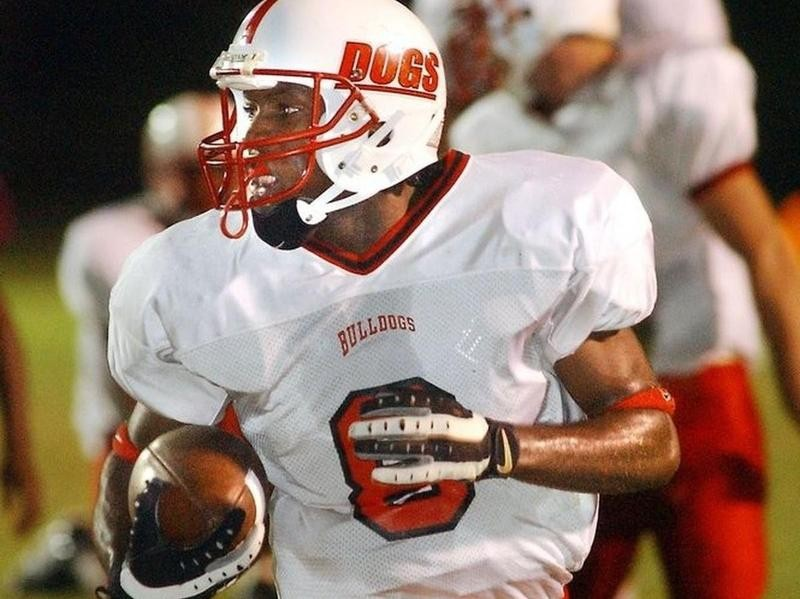 Wadley High wide receiver Terrell Zachery