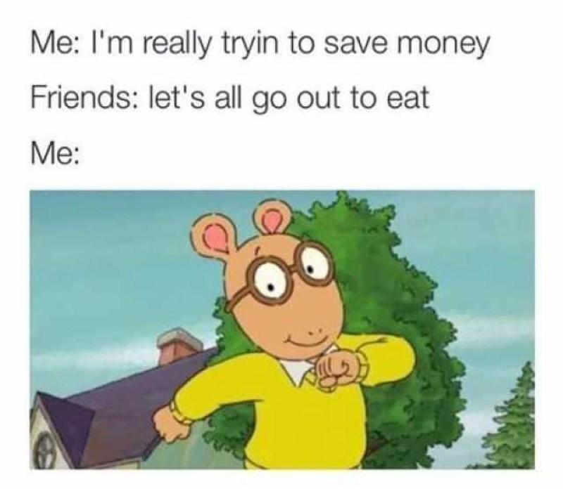 Peer pressure with Arthur