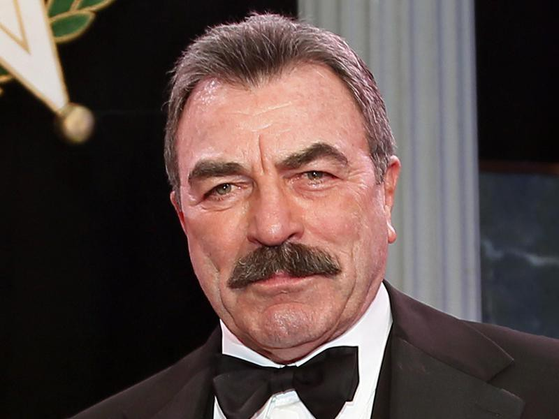 Tom Selleck Now