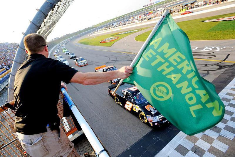 NASCAR biofuel