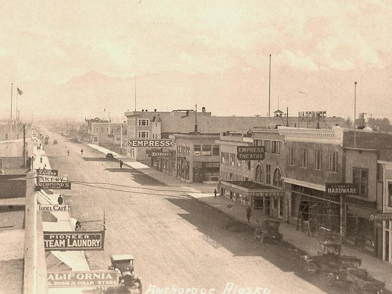 Vintage Anchorage