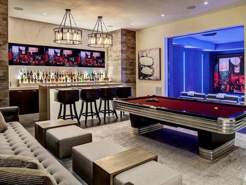 Kylie Jenner's bar