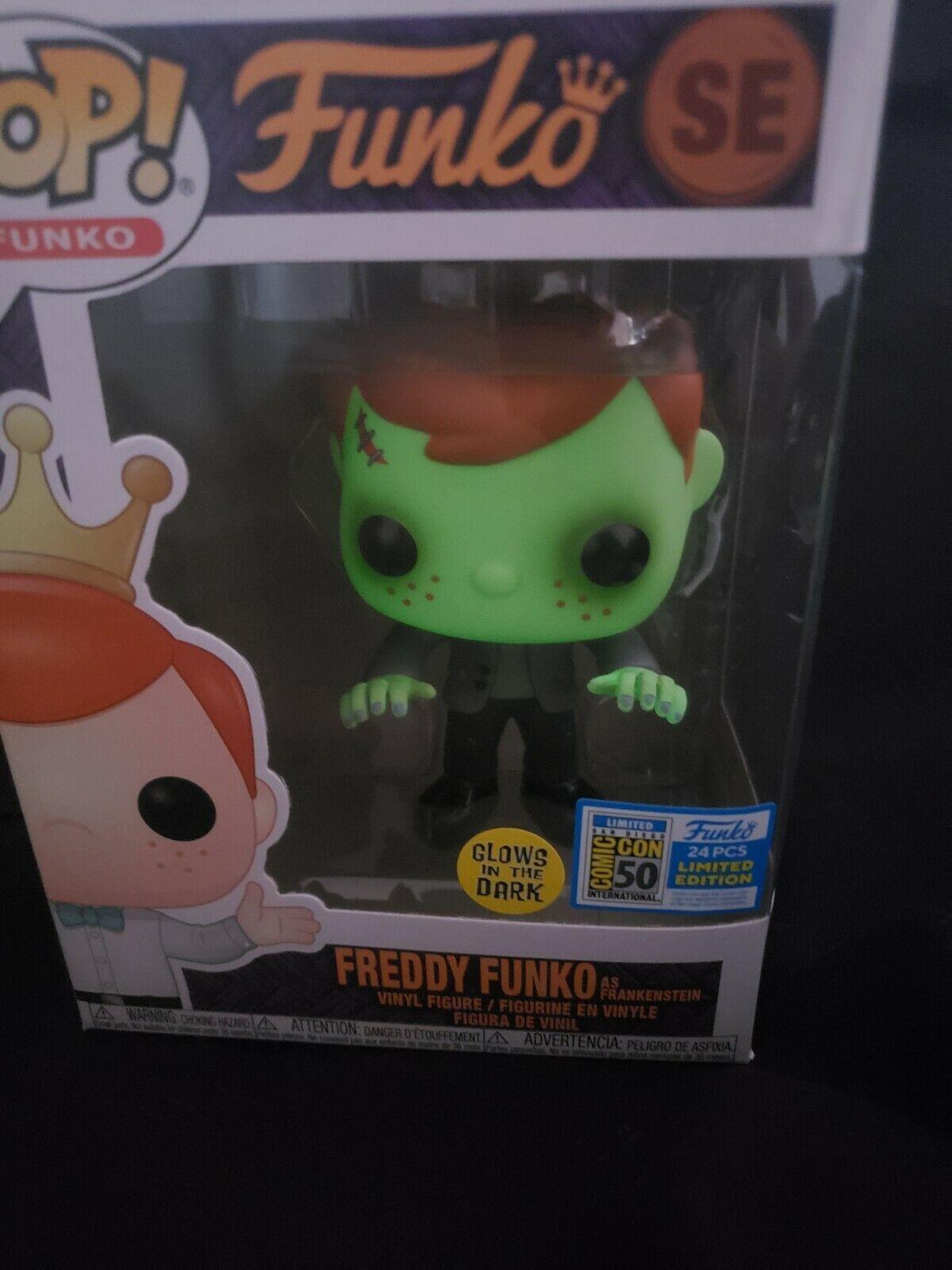 Frankenstein Freddy Funko