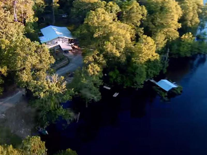 Phil and Kay's house, Duck Dynasty