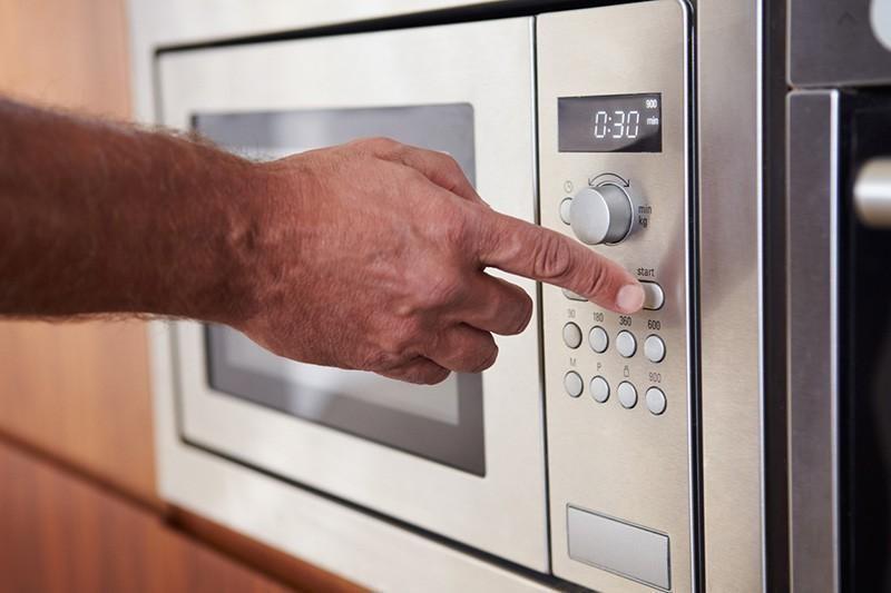 fear of microwaves