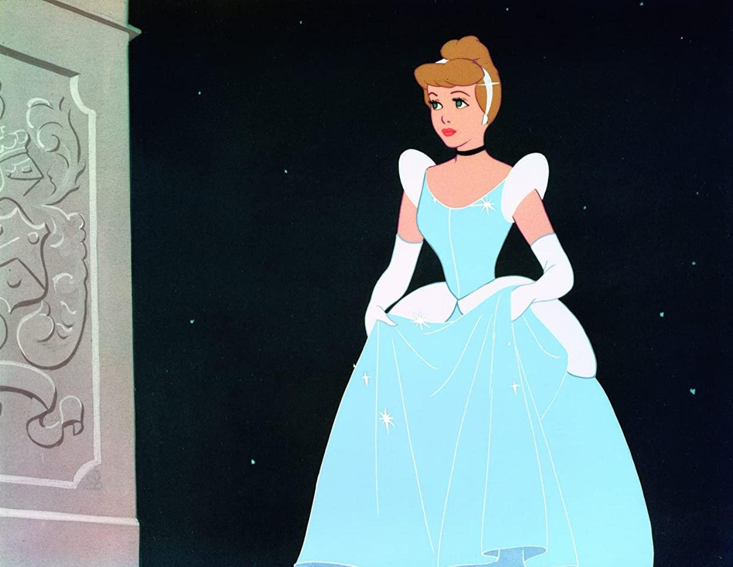 Cinderella at the ball (1950)