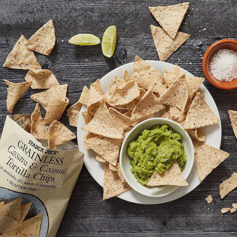 grainless tortilla chips