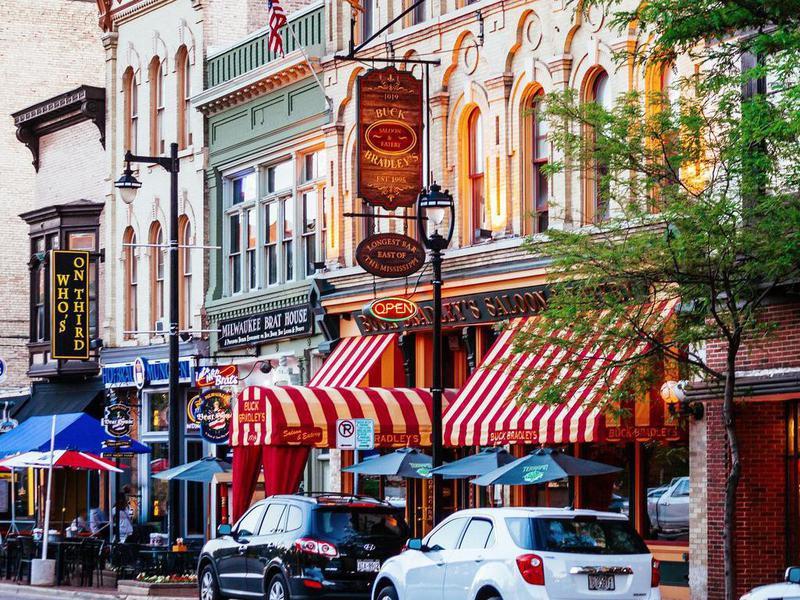 Historic Old World Third Street, Milwaukee