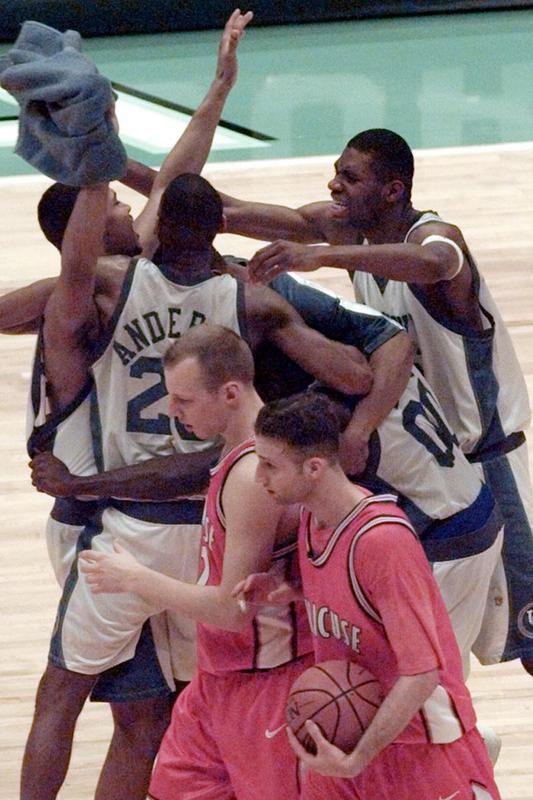 1995-96 Kentucky Wildcats