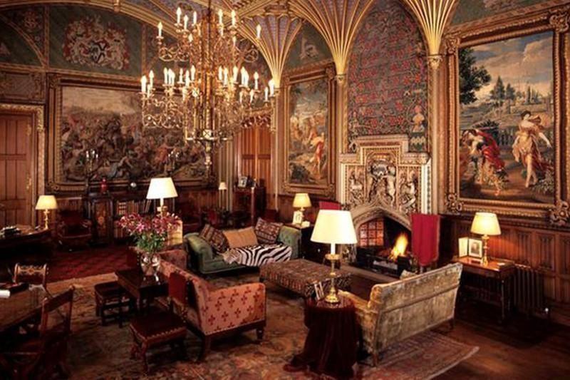 16. Balmoral Castle