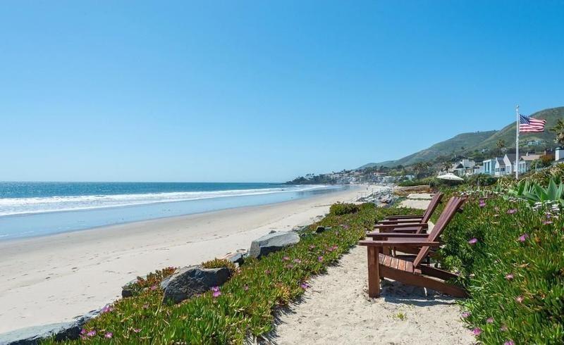 Malibu beachfront