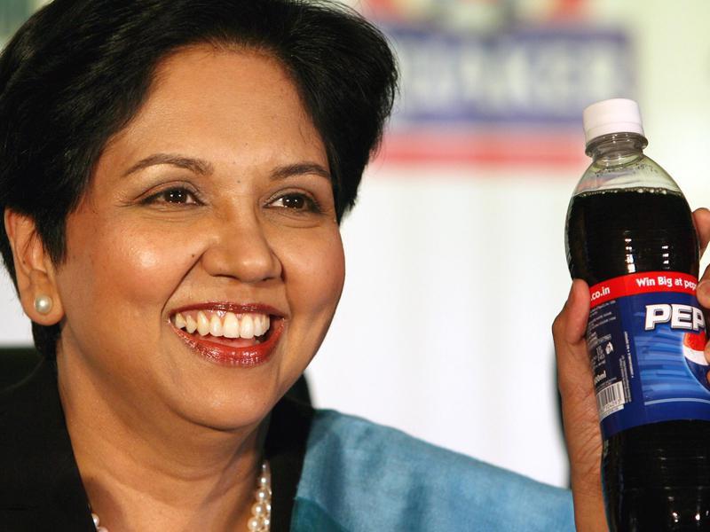 Indra Nooyi Pepsi
