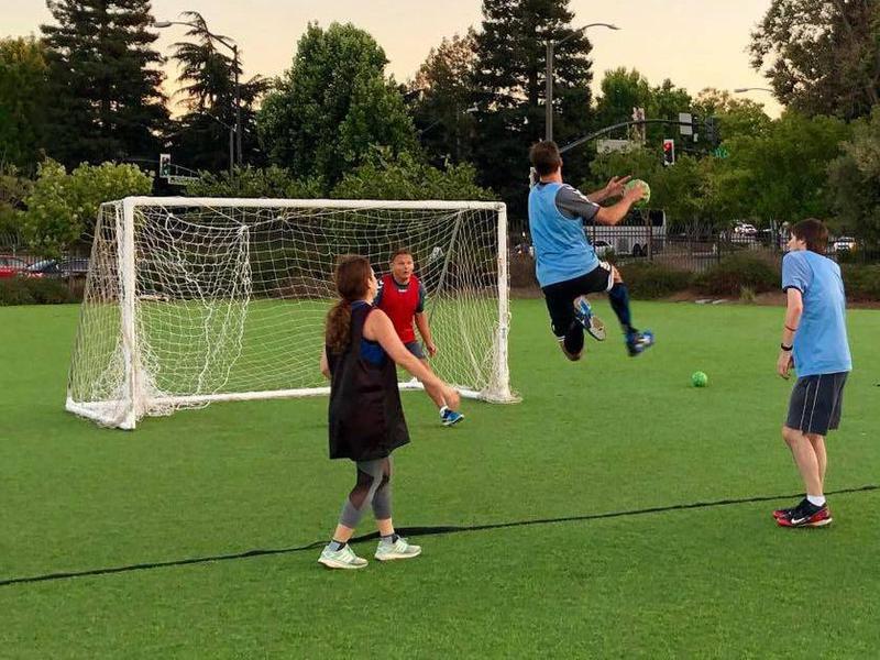 Handball in San Francisco