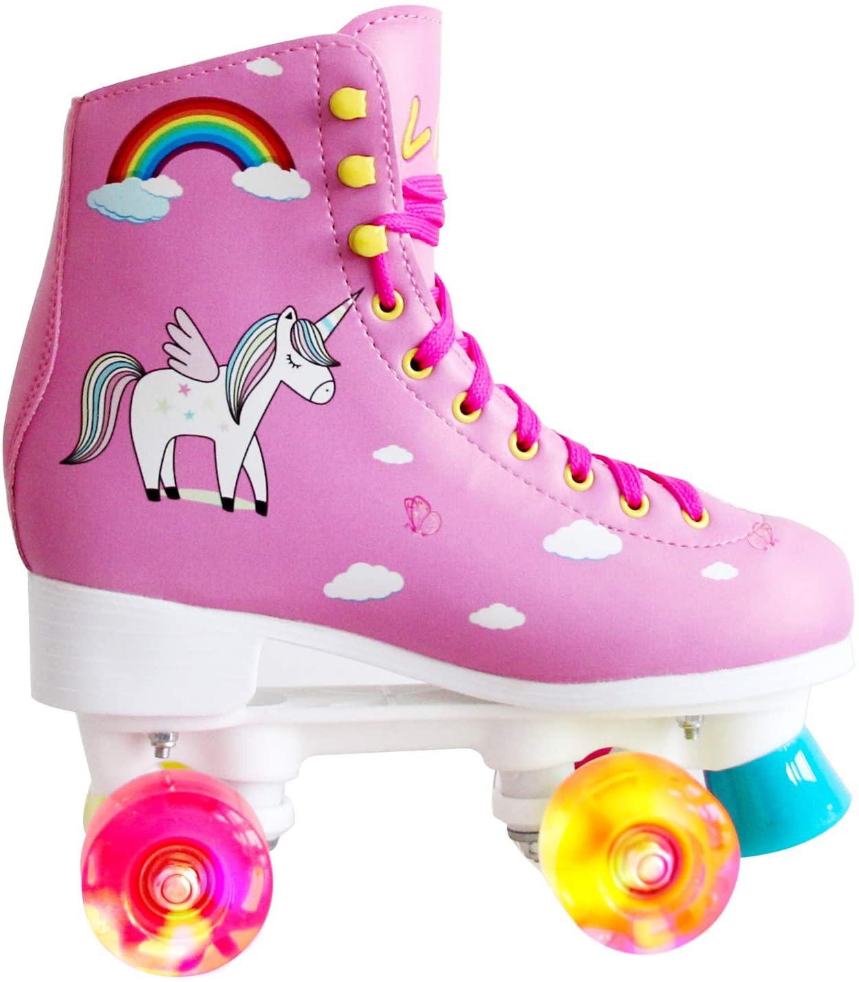 Liku Quad Roller Skates for Girls