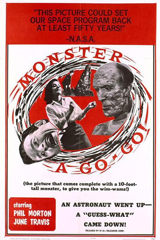 Monster a-Go-Go