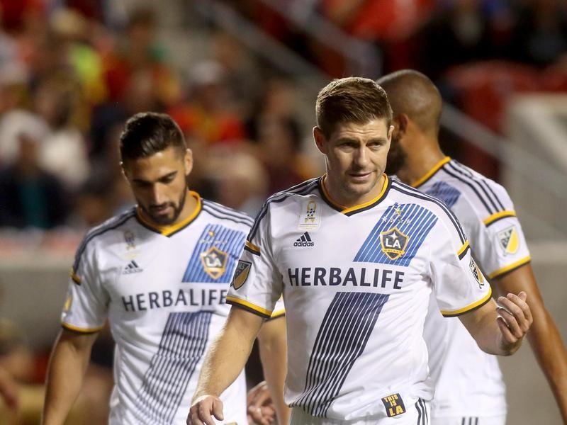 L.A. Galaxy Players