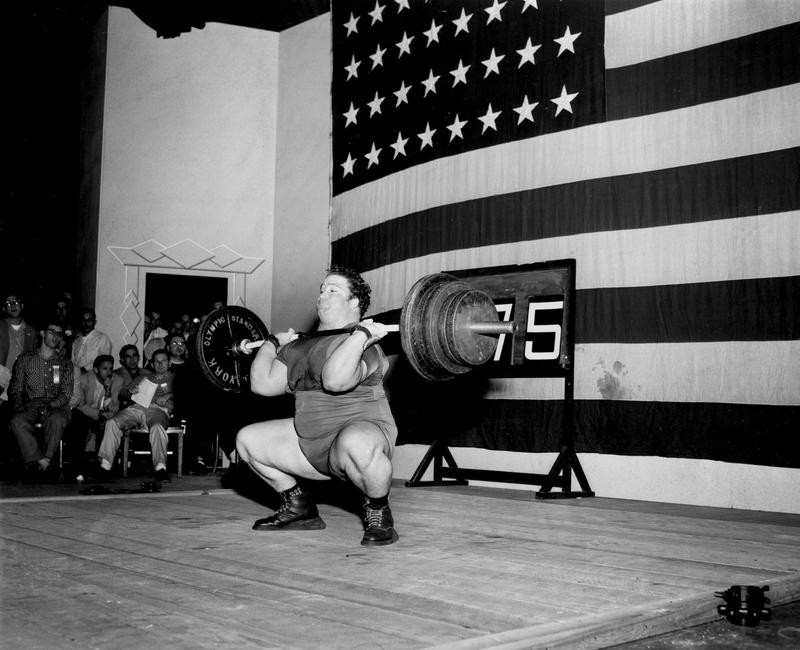 Paul Anderson, Olympic weightlifter