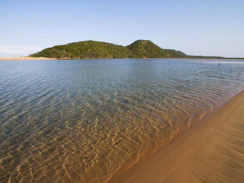 Kosi Bay in South Africa