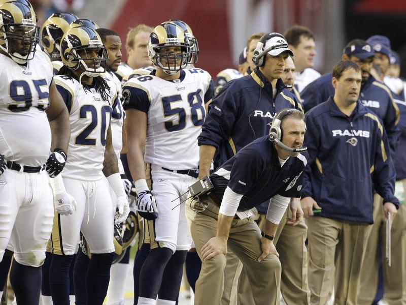 Steve Spagnuolo and 2009 St. Louis Rams
