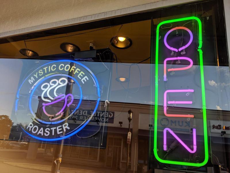 Mystic Coffee shop