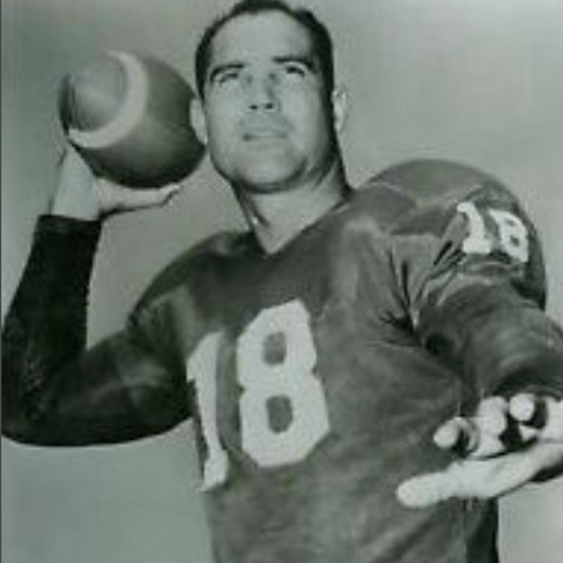 Lamar McHan with football