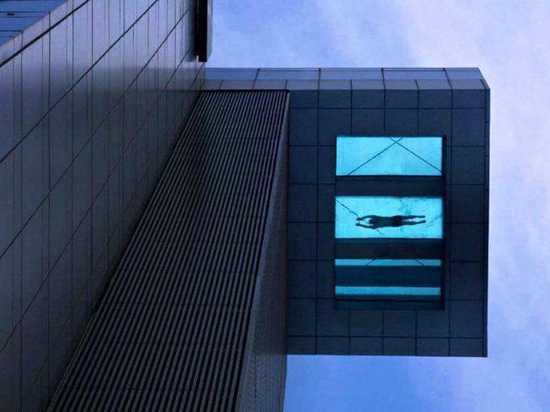 Holiday Inn Pudong Kangqiao pool