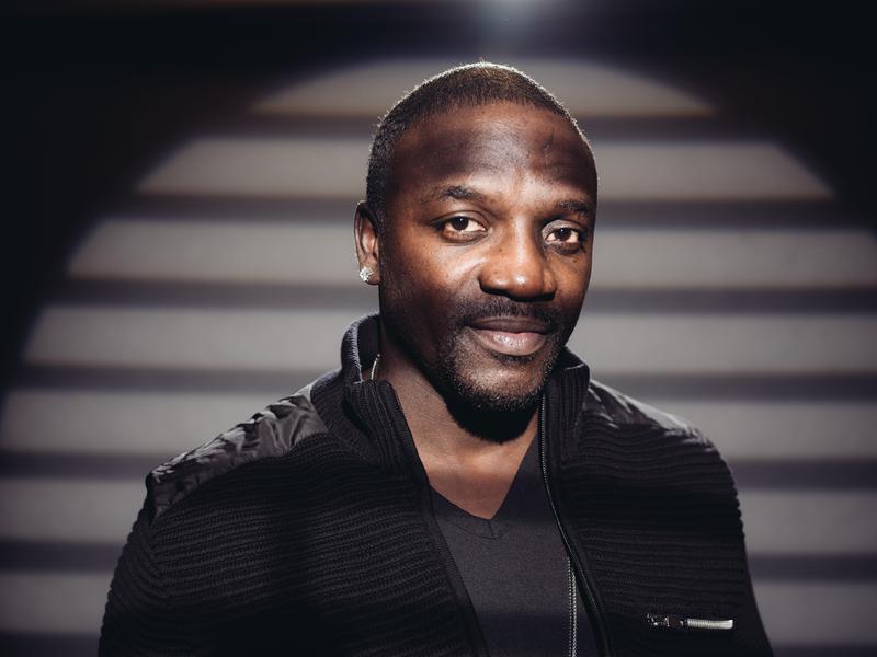 Akon in Los Angeles