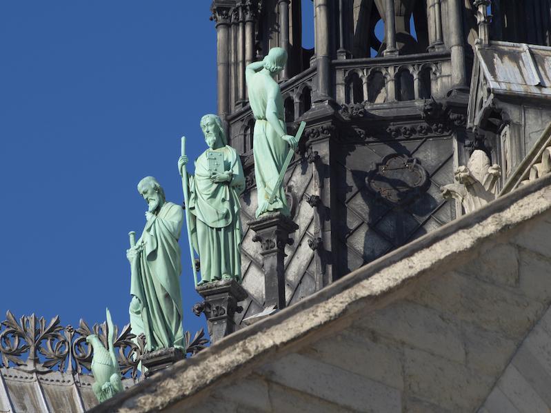 Spire Apostles