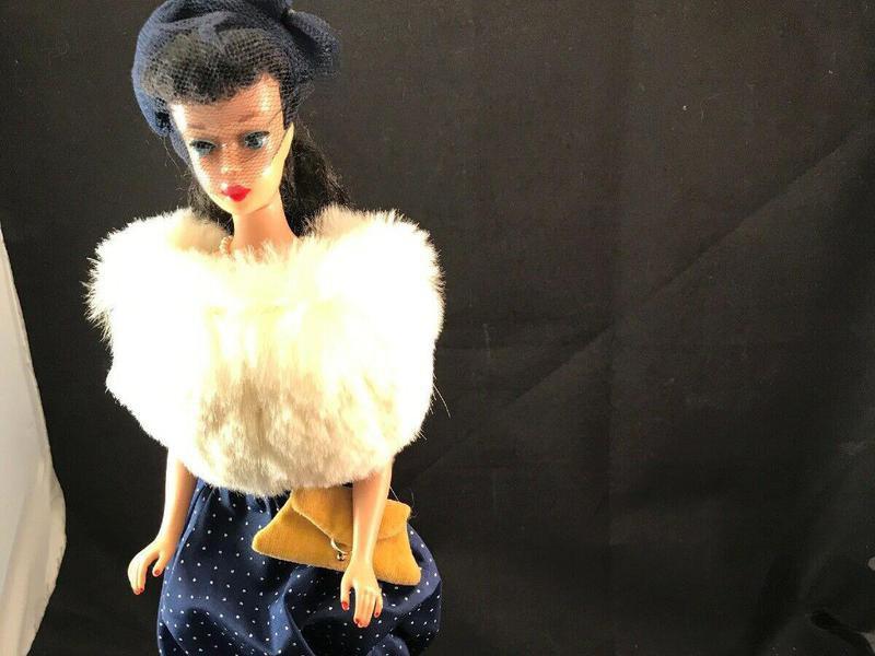 Vintage Parisienne Barbie